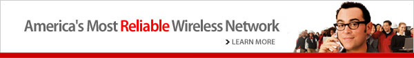 America's Most Reliable Wireless Network