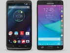 DROID Turbo by motorola | Samsung Galaxy Note® Edge